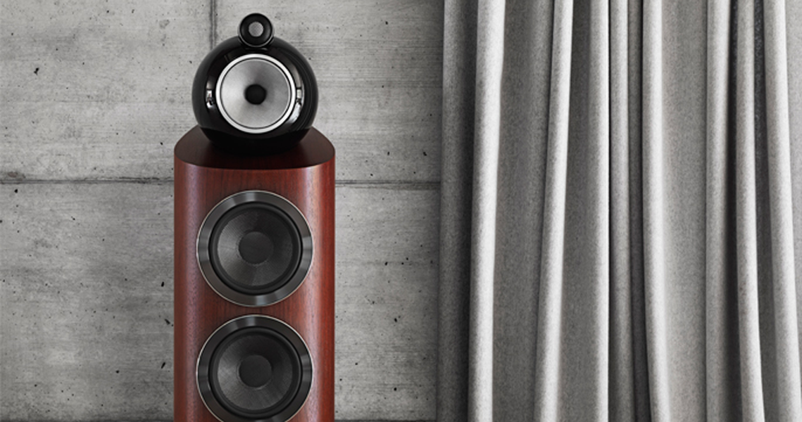 The New 800 Series from Bowers & Wilkins