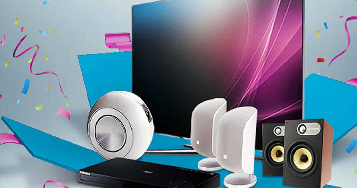 Win A Total Connected Home Entertainment System Powered By Archimedia!